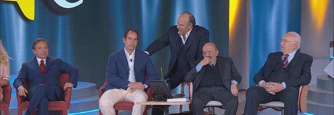 """Mediaset celebra Mike Bongiorno con un palinsesto speciale e intiolandogli lo storico """"Studio 7"""""""