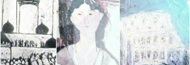 Guttuso, Monet, De Chirico, il grande sacco della Rai: «Rubate 120 opere d arte»