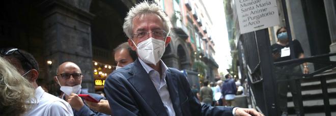 Elezioni a Napoli, Manfredi: «La coalizione progressista è ciò che serve»
