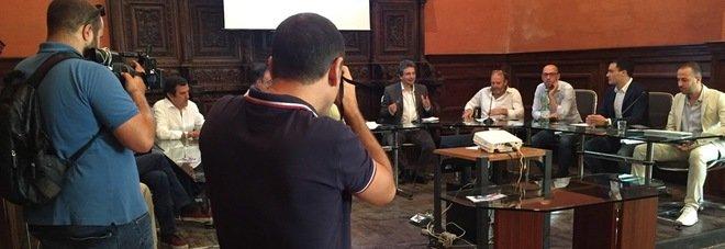 Cinema e Tv: premiazioni e nuovi corsi dedicati alla comunicazione all'Universita Suor Orsola Benincasa