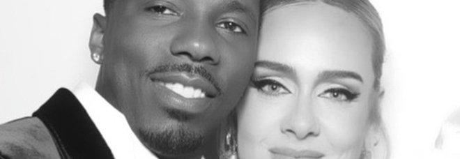 Adele, la storia d'amore con Rich Paul è ufficiale: ecco lo scatto postato dalla cantante su Instagram