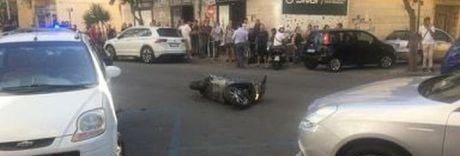 Rapina e sparatoria tra la folla, arrestato 23 enne di San'Antimo