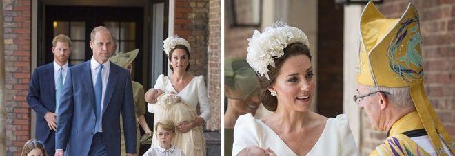 Sorpresa al battesimo del principino Louis: la Regina non c'è