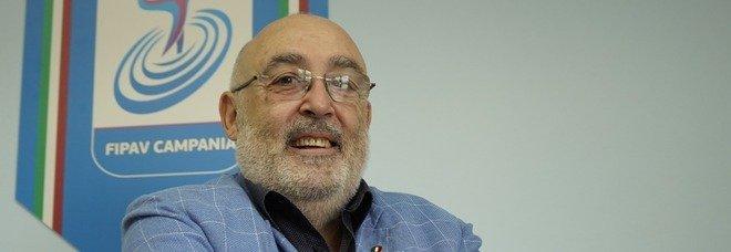 Guido Pasciari presidente provinciale Fipav