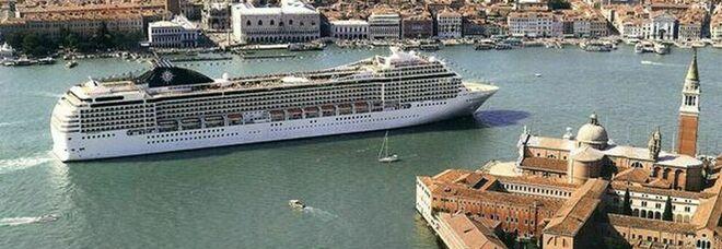 Unesco, Venezia stop Grandi Navi