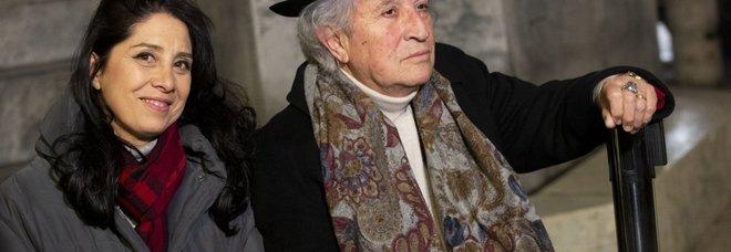 Vittorio Storaro con la figlia Francesca