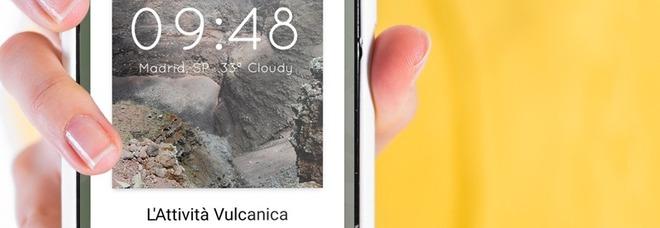 Nuova app del Parco Vesuvio: ingressi al cratere gratis per i residenti