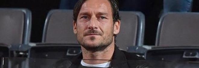 Francesco Totti : «Ilary? Era paffutella, l'ho fatta diventare più bella io»