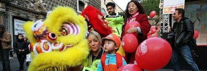 Foto di Jun Qin presidente dell'Associazione Ciao Cina