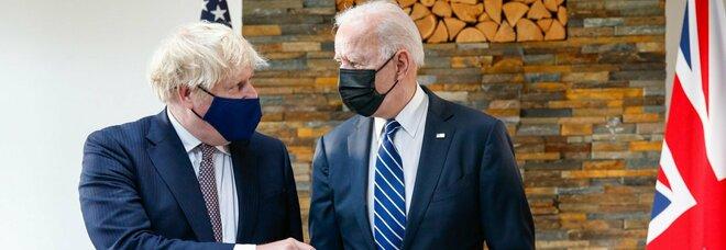 Regno Unito, Boris Johnson: «Rapporto con Usa profondo e indistruttibile»