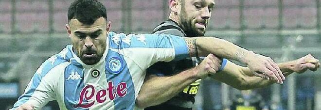 Lazio-Napoli, tutto su Petagna: il Bulldozer si carica l'attacco azzurro