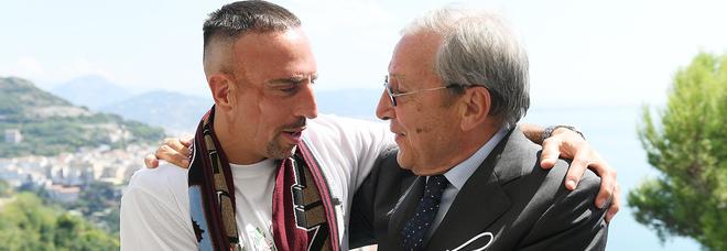 Salernitana, la scintilla del generale: Marchetti incontra squadra e tecnico