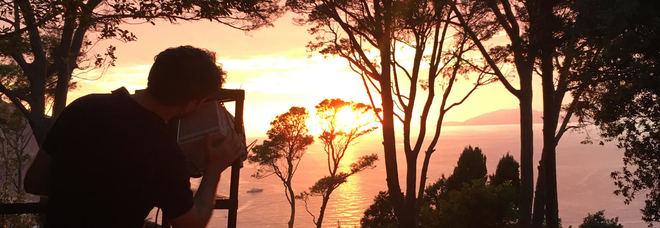 Capri, viaggio al Centro della Terra a Villa Lysis