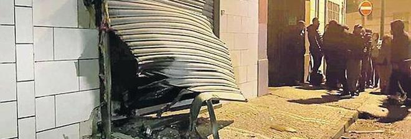 Afragola, racket a colpi di bombe: 4 arresti per l'agguato al reggente