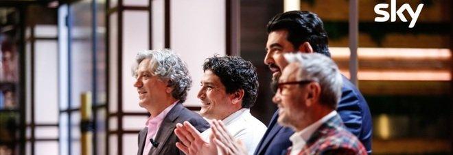 Masterchef Italia, ultima puntata: Antonio, Aquila, Irene e Monir alla sfida finale. Ospite lo chef Chicco Cerea