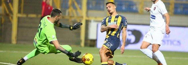 Juve Stabia trascinata da Orlando: «Avellino e Cavese tappe fondamentali»