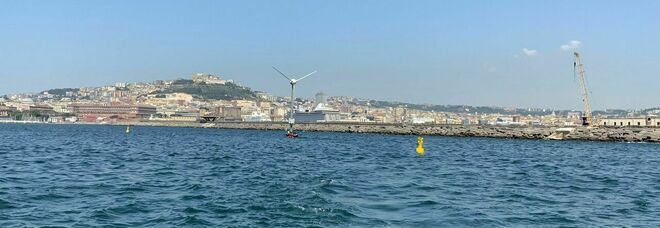 Energie rinnovabili, un laboratorio nel porto di Napoli