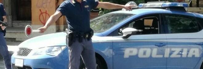 Spacciatore di hashish arrestato dalla polizia