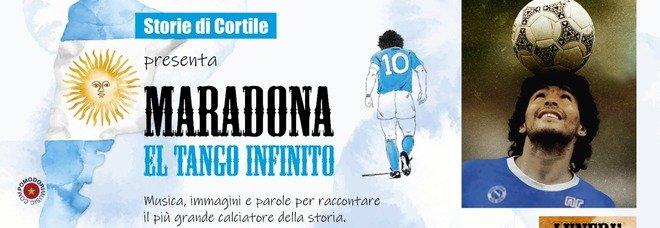 Maradona el tango infinito, una maratona per Diego sul Mattino.it