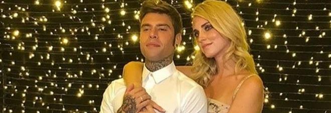 67cb4ff70f4c Chiara Ferragni e Fedez sono marito e moglie. Dopo il sì la festa ...
