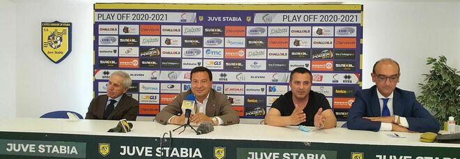 Juve Stabia, il progetto di Langella: «Campionato degno ma senza sfarzi»