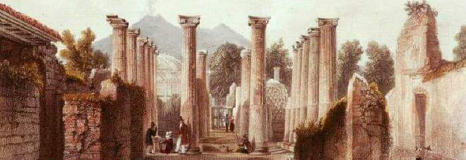 Da Pompei un «omaggio» ai Borbone con l'itinerario «Il Sogno Reale» tra le antiche vestigia