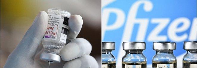 AstraZeneca e Pfizer, con il mix di vaccini «sei volte più protetti»: lo studio coreano