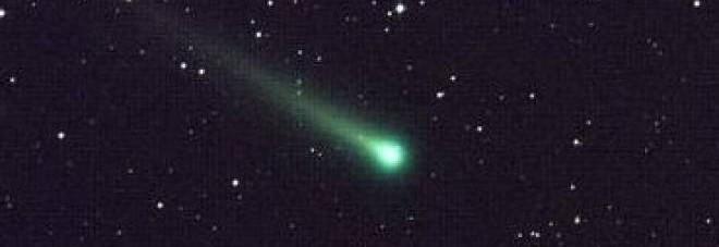 La cometa di Natale sfiora la Terra