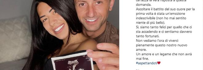 Oronzo Carinola e Valentina De Biasi (Instagram)