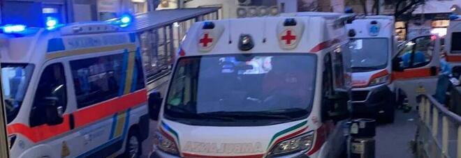 Covid a Castellammare, l'odissea dei malati: 20 ore in un'ambulanza