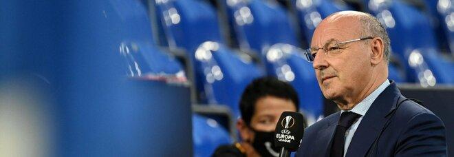 Inter, Marotta: «Vogliamo che Conte resti, non esiste un piano B»