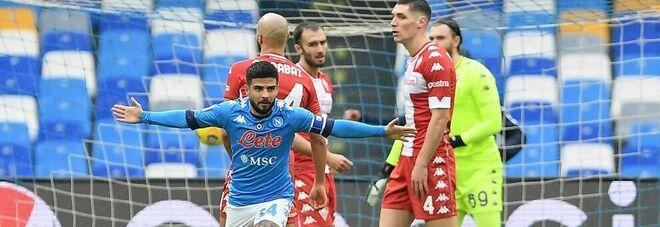 Napoli, Insigne Mvp del campionato: è il miglior calciatore della Serie A