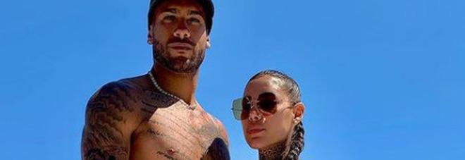 Jacobs, chi è la compagna Nicole Daza: la figlia (a 6 mesi) ha già un profilo Instagram