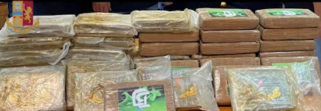 Napoli, arrestato al casello di Napoli Est con 46 kg di cocaina