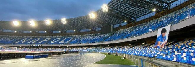 Napoli-Comune, la lite sullo stadio: «De Laurentiis non ci ha mai risposto»