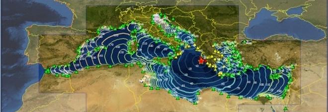 Maremoto e mini tsunami dopo sisma Grecia-Turchia, Ingv: «Onde alte fino a un metro»