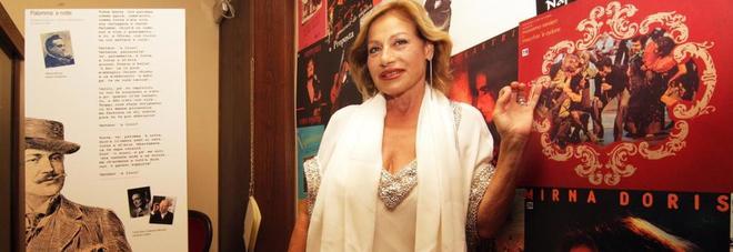 Mirna Doris è morta, l'annuncio della clinica: la regina della canzone napoletana stroncata da un attacco cardiaco