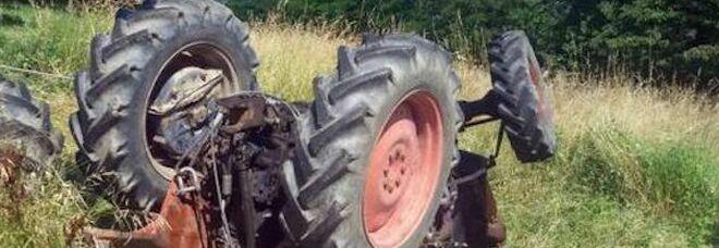 Incidente a Teano, bracciante muore a 38 anni schiacciato dal trattore