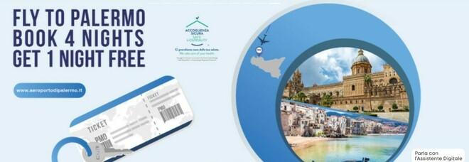 Turismo 4.0: nasce Fly, il chatbot di Aeroporto di Palermo che assiste i viaggiatori con l'Intelligenza Artificiale