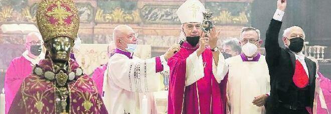 Miracolo di San Gennaro 2021, l'arcivescovo di Napoli sferza i candidati: «La politica non è carrierismo»