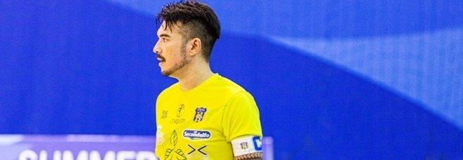 Real San Giuseppe, terza conferma: capitan Duarte resterà in gialloblu