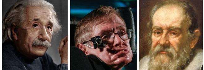 Hawking è morto nel compleanno di Einstein (e nacque a 300 anni dalla morte di Galileo)