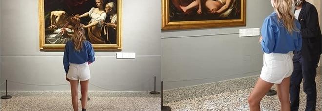 Chiara Ferragni a Palazzo Barberini: «Si scateneranno polemiche?»