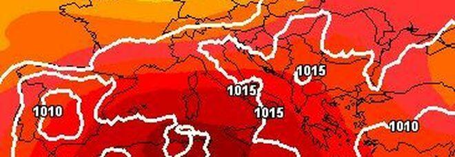 Meteo, torna il caldo (fino a 44°) nei prossimi giorni: ecco dove. Cresce l'allarme incendi