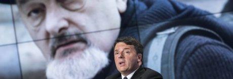 Renzi: «Travaglio e il Fatto condannati a risarcire mio padre»