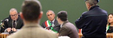 Napoli, Materazzo resta in silenzio: Luca non risponde alle domande