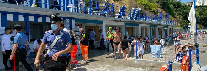 Tragedia del bus a Capri, illesi per miracolo i bambini della colonia estiva