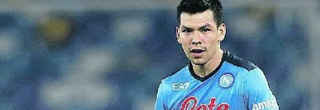 Leicester-Napoli, Insigne è out: Spalletti si affida a Lozano