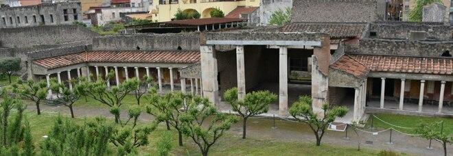 Riaperture, a Torre Annunziata aprono al pubblico gli scavi di Oplontis
