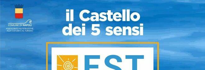 Estate partenopea: nuovi eventi da non perdere nel programma de «il castello dei 5 sensi»